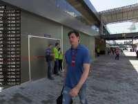 提前休假?F1巴西站FP1:沃尔夫便装来到赛道