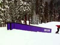 只要雪季不要趴 单板高级教学之在box上做FS180