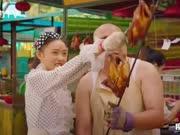 【魔力美食】美人鱼同款烤鸡,就是这个味道!