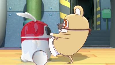 阿优第九季之兔智来了第二季18斗鼠记