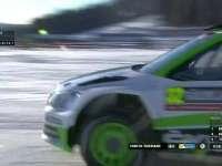 WRC瑞典站SS18:泰德曼德继续领跑WRC2组