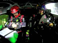 WRC瑞典站SS15:诺伊维尔阴沟翻船狂爆粗口