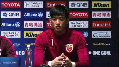 颜骏凌:球队防守很好 这得益于整体的协防到位