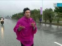 中国选手罕见领跑 记者跟跑一公里感叹不容易