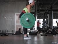 超级牛逼的臀腿训练 美臀该如何练就出来