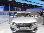 2017上海车展:荣威ei6正式上市