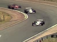 F1经典回顾:1981年西班牙大奖赛