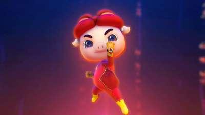 猪猪侠之超星萌宠1 第04集 极地星人
