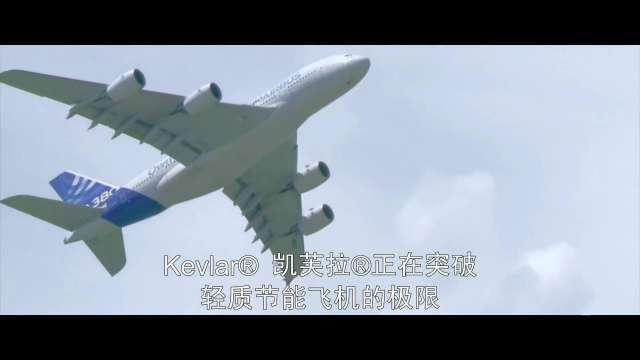 Kevlar® 之旅 - 上天入地,突破极限