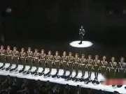 帅!中国解放军男神舞