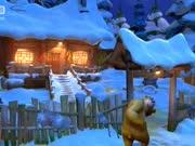 熊二大半夜自己去光头强家拿橘子树了