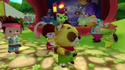 大吉成长记暑假特别篇07 玩游戏要小心