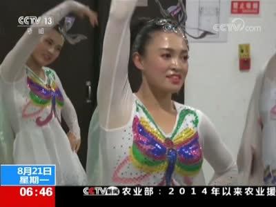 [视频]重庆:第九届残疾人汇演 听障舞者演绎《怒放的生命》