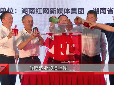 首届中国(长沙)酒文化节开幕