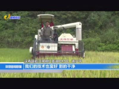 农业机械化发展跑出加速度