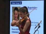 B组小提琴决赛:第二届珠海莫扎特国际青少年音乐周(上半场)2017.9.21