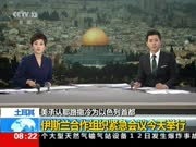 土耳其:美承认耶路撒冷为以色列首都——伊斯兰合作组织紧急会议今天举行