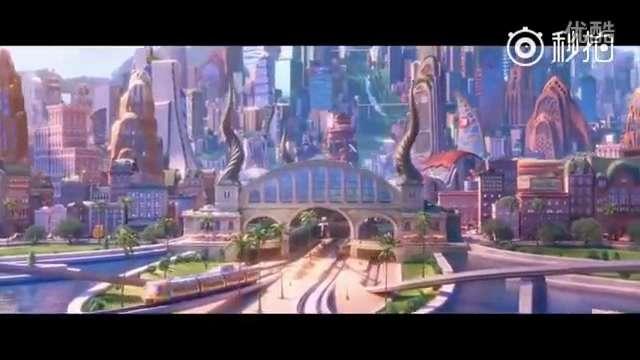 《疯狂动物城中》美美的风景