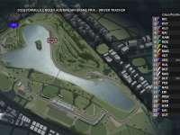 F1澳大利亚站FP1(GPS追踪)全场回顾