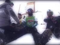 《fis滑雪杂志》单板滑雪特辑第14期