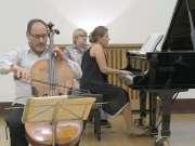 弗雷:西西里舞曲 Op.78(钢琴:E. Reyes 大提琴:G. Hoffman)