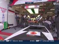 勒芒24小时耐力赛:丰田6号回站维修