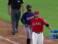 MLB常规赛 明尼苏达双城vs德州游骑兵 全场录播(英文)