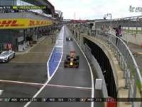 F1英国站正赛:汉密尔顿和维斯塔潘双双进站