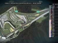 F1德国站排位赛全场回顾(GPS追踪)