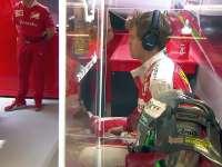 F1意大利站排位赛:玻璃罐装的维特尔 你喜欢吗