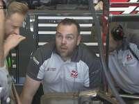 罪魁祸首!F1美国站FP2:格罗斯让赛车有翼片飞出