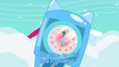 The Clock,音乐熊猫儿歌