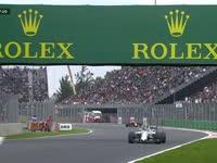 F1墨西哥站FP2:罗斯伯格报告轮胎衰竭