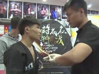 预选赛第二场 宝力高弟子14秒KO散打冠军