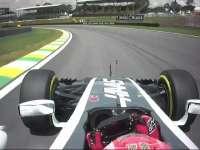 F1巴西站FP2:格罗斯让赛车出现故障