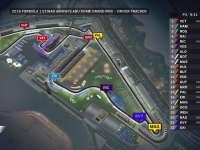 F1阿布扎比站FP3全场回放(GPS追踪)