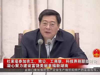 2017年01月15日湖南新闻联播
