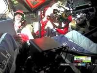 WRC瑞典站SS18:米克完赛落后诺伊维尔1.5秒