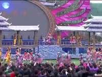 第13届世界风筝锦标赛 节目《风雨桥畔》