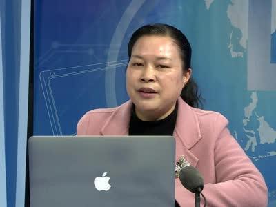 """赵仁秀谈湖南省""""十三五""""少数民族事业发展规划"""