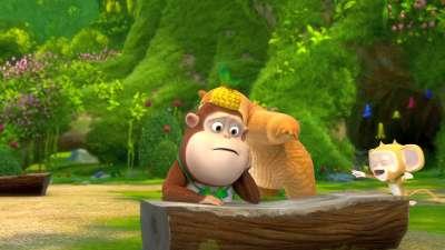 熊熊乐园41掉牙的吉吉