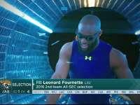 NFL2017选秀大会第4顺位 莱昂纳德-福内特(美洲虎)