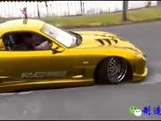 会变色的超级跑车,你见过吗?