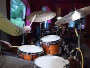 Improvised Jam - 21 Drums 2016 (MMTV)