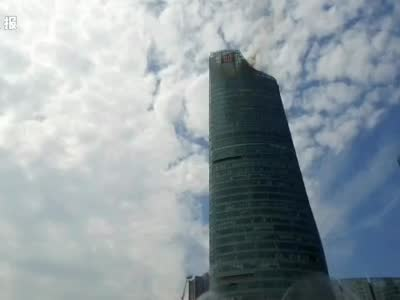 摩天救援——湖南超高层消防演习现场直击(全程回放)