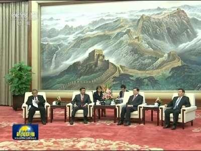 [视频]张德江会见印尼政治法律安全统筹部长和经济统筹部长