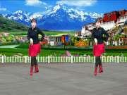 吉林小太阳广场舞《格桑拉》视频制作:小太阳