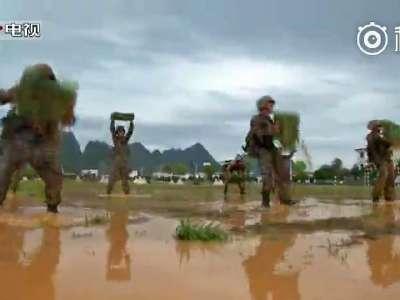 """[视频]陆军""""魔鬼降临"""""""