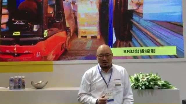 CeMAT2017:采访胜斐迩仓储系统(昆山)有限公司自动化总裁郭仁正先生
