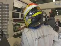 F1澳大利亚站排位 马诺车队两位车手首被淘汰